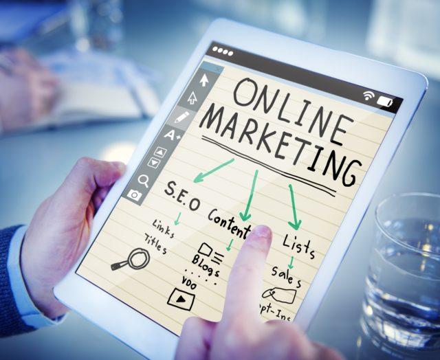 Online Marketing tools prys